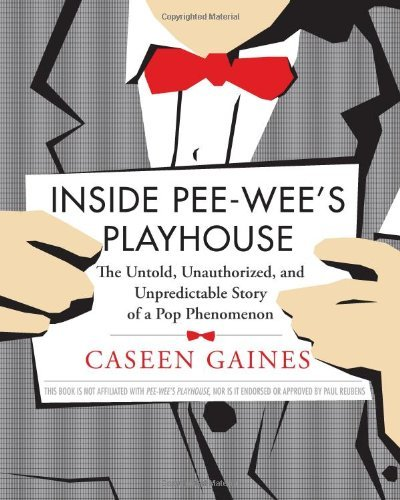 Inside Pee-wees Playhouse