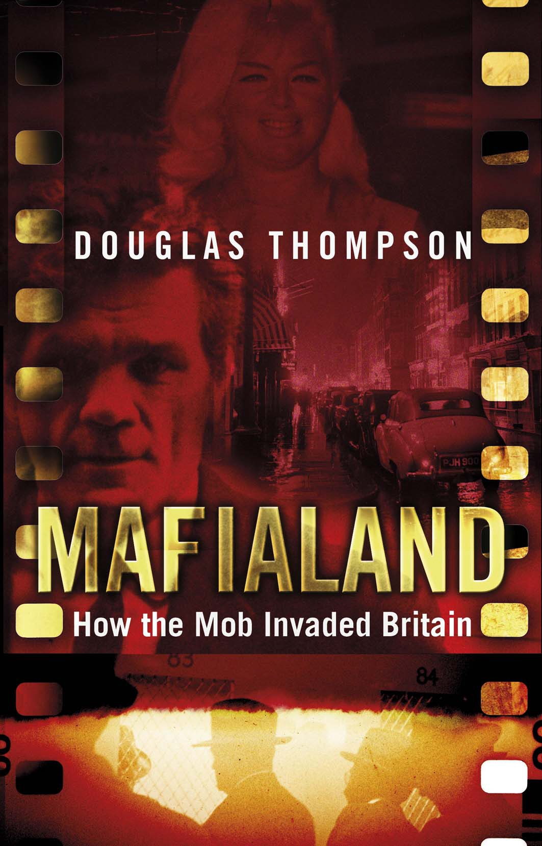 Mafialand (formerly published as Shadowland) By: Douglas Thompson