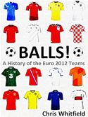 Picture Of - Balls! A History of the Euro 2012 Teams
