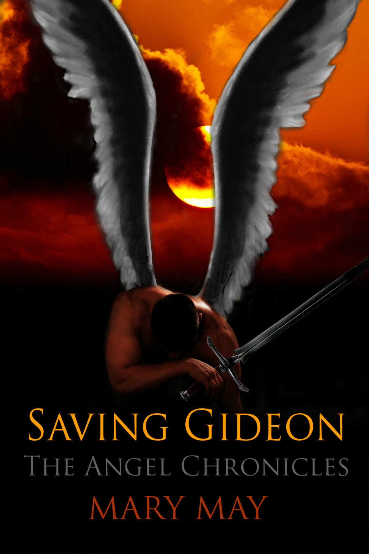 Saving Gideon (The Angel Chronicles #1)