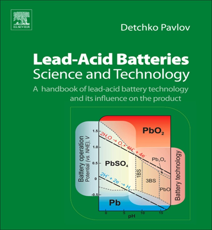 Lead-Acid Batteries: Science and Technology Science and Technology