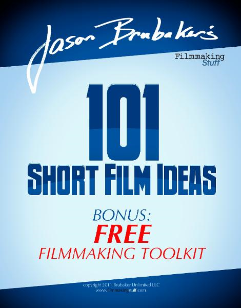 101 Short Film Ideas