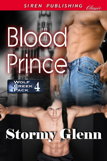 Blood Prince By: Stormy Glenn