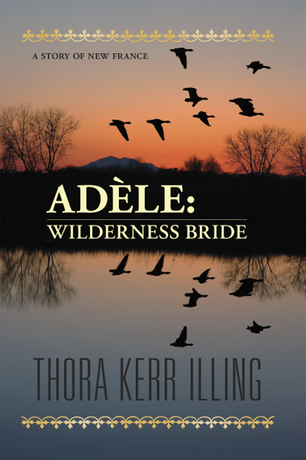 Adèle: Wilderness Bride