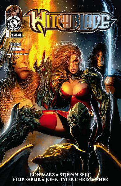 Witchblade #144 By: Christina Z, David Wohl, Marc Silvestr, Brian Haberlin, Ron Marz
