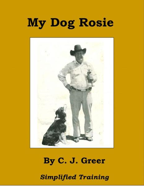 My Dog Rosie By: Bruce Menzies