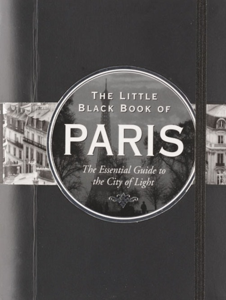 The Little Black Book of Paris, 2013 edition