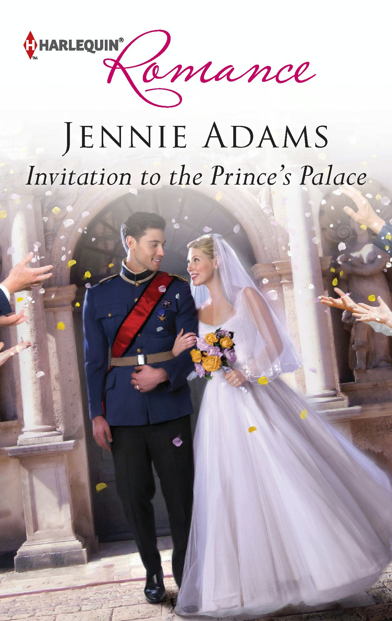 Invitation to the Prince's Palace By: Jennie Adams