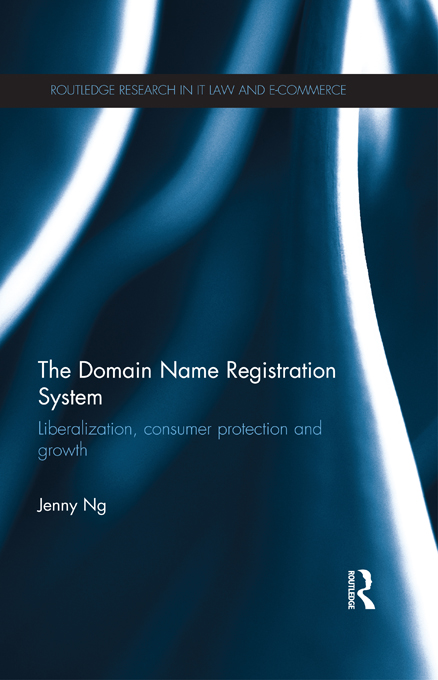 The Domain Name Registration System