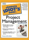 download The Complete Idiot's Guide to Project Management, 5th Edition book