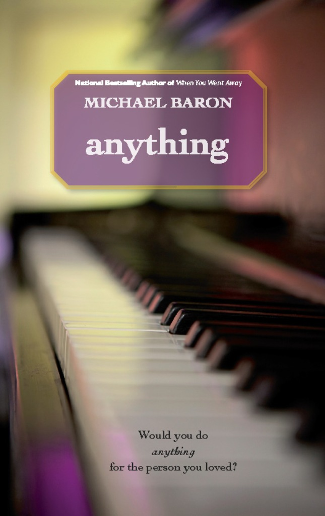 Anything By: Michael Baron