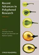 download Recent Advances in Polyphenol Research book