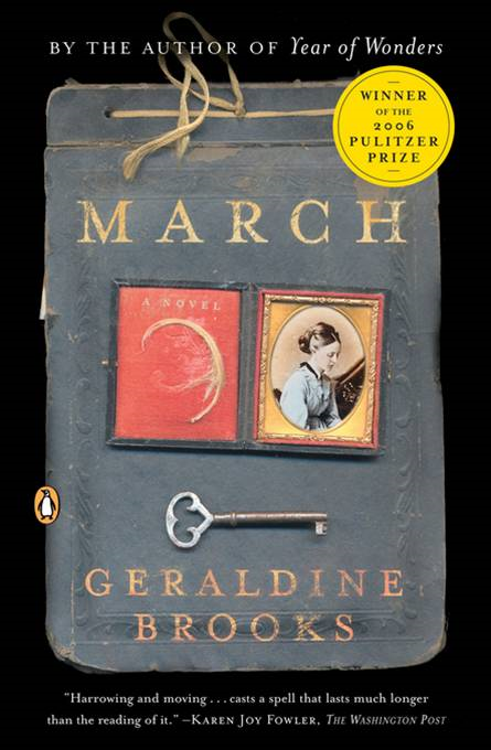 March By: Geraldine Brooks