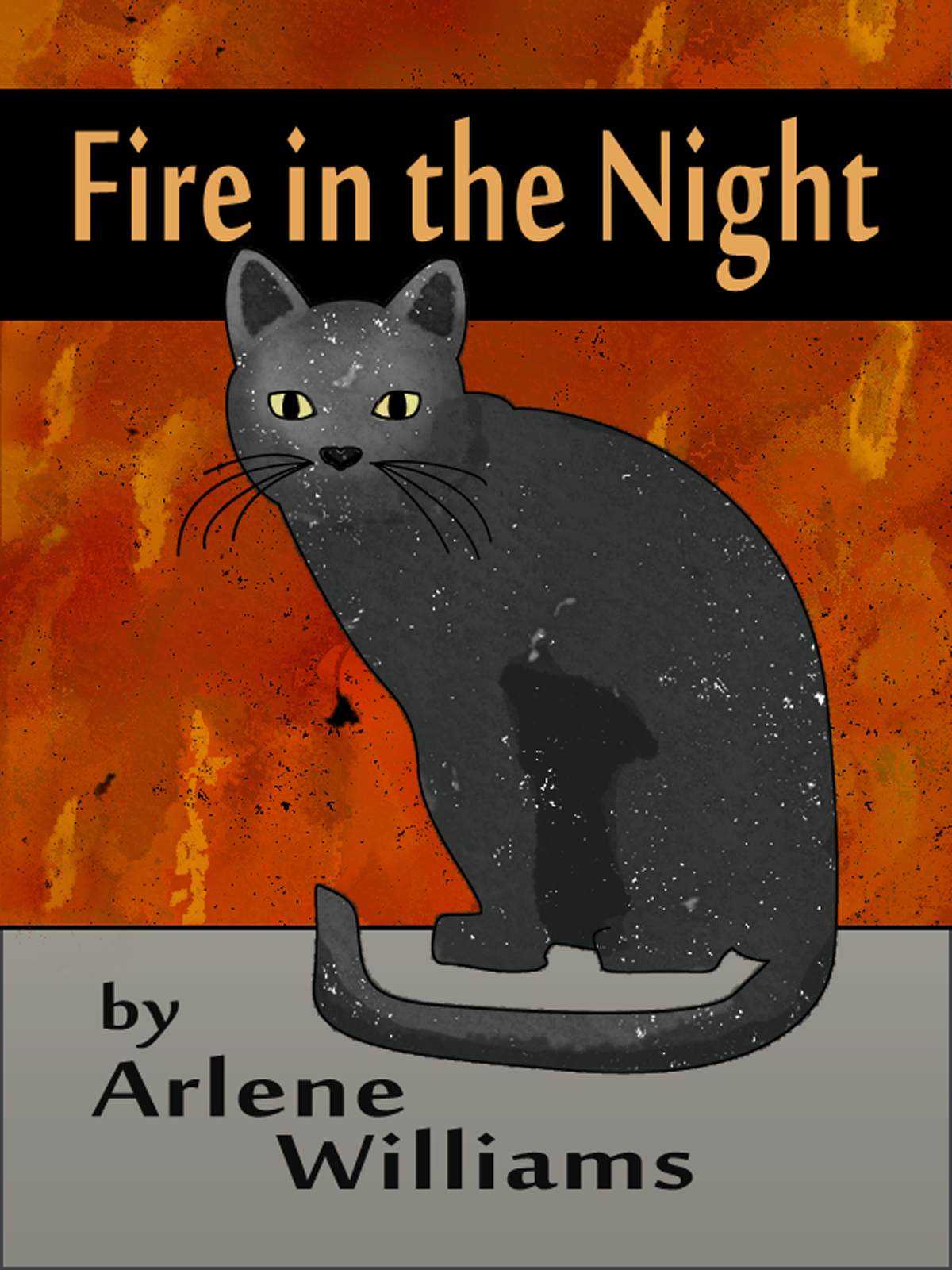 A Fire in the Night By: Arlene L. Williams