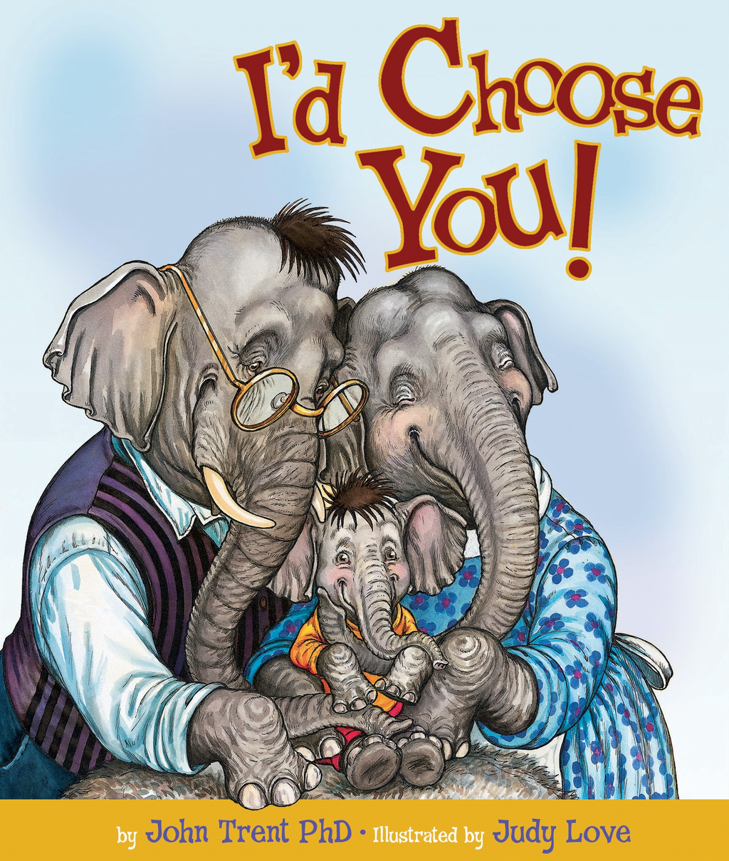 I'd Choose You By: John Trent