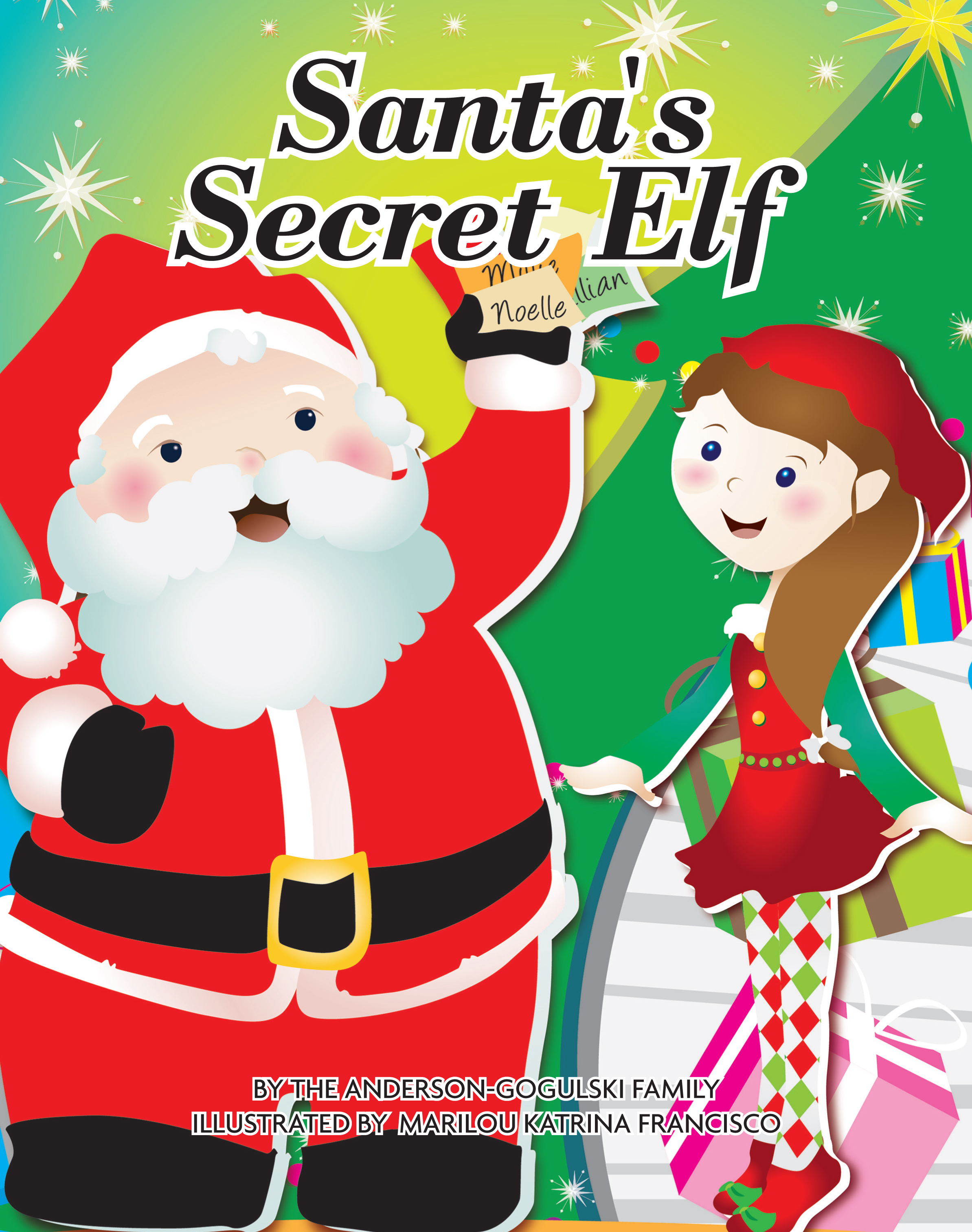 Santa's Secret Elf- Merryam