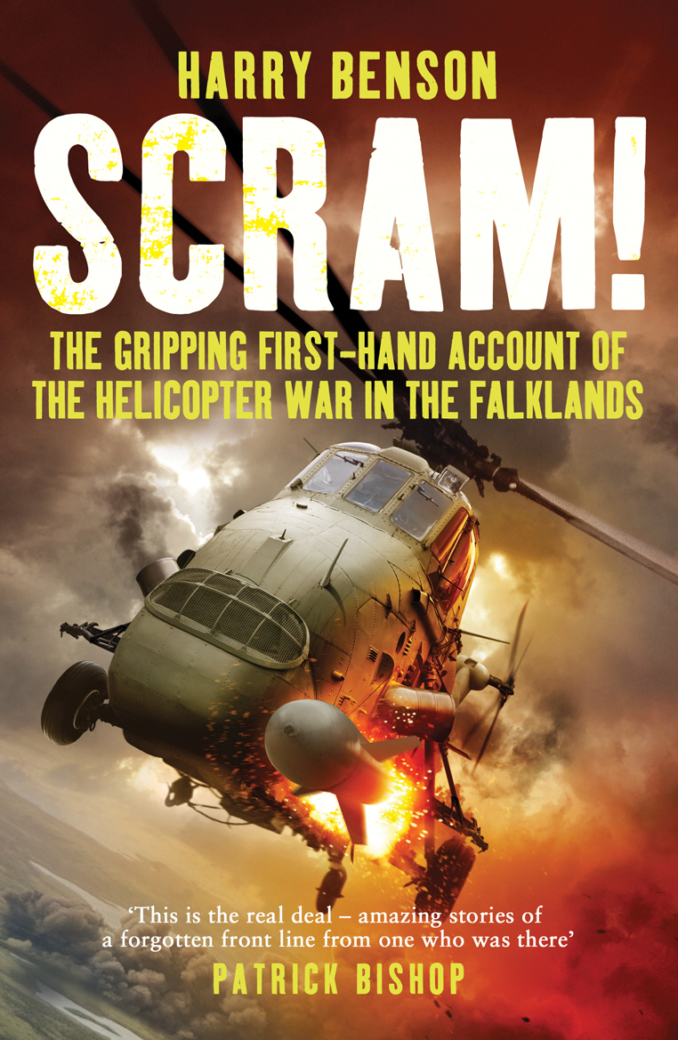 Scram! The Gripping First-hand Account of the Helicopter War in the Falklands