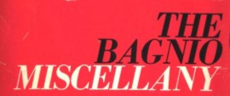 The Bagnio Miscellany