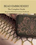 online magazine -  Bead Embroidery The Complete Guide