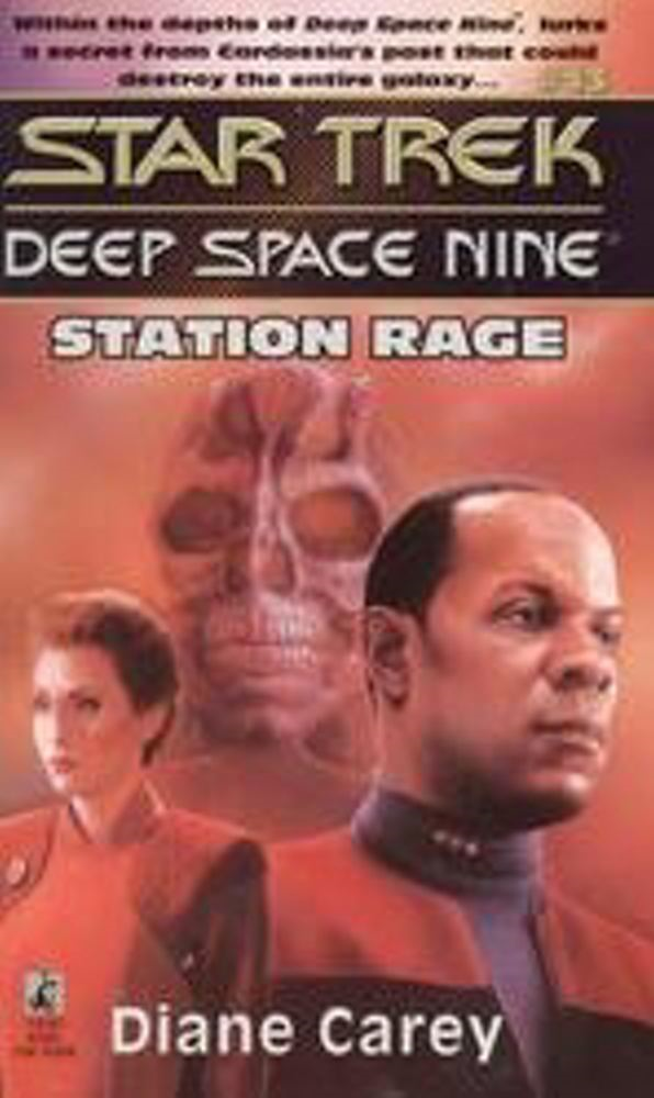 Station Rage By: Diane Carey
