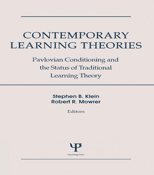 Contemporary Learning Theories Volume II: Instrumental Conditioning Theory and the Impact of Biological Constraints on Learning