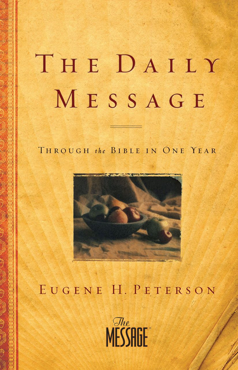 The Daily Message Paperback
