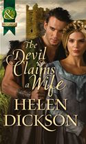Picture of - The Devil Claims a Wife (Mills & Boon Historical)