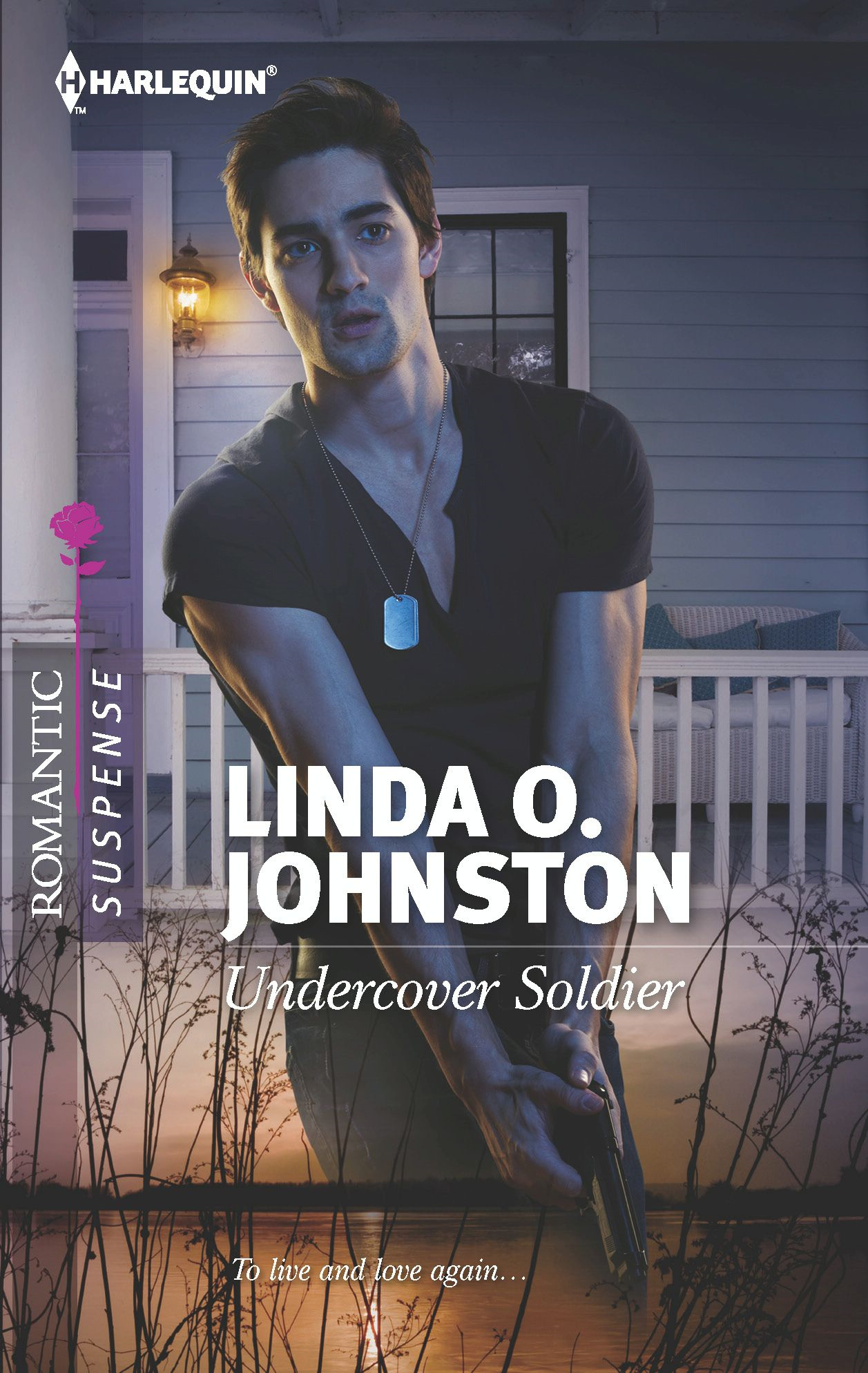 Undercover Soldier By: Linda O. Johnston