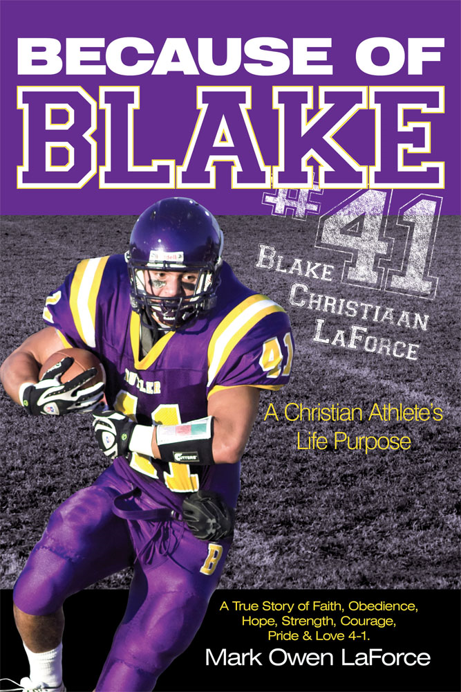 Because of BLAKE #41