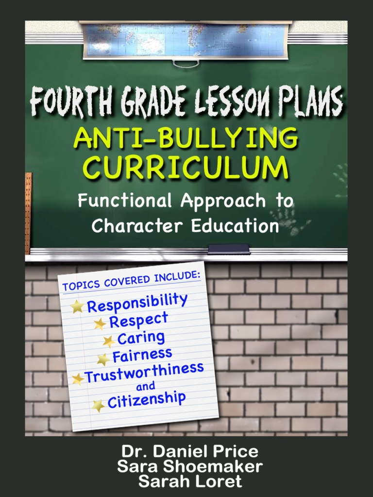 Fourth Grade Lesson Plans: Anti-bullying Curriculum