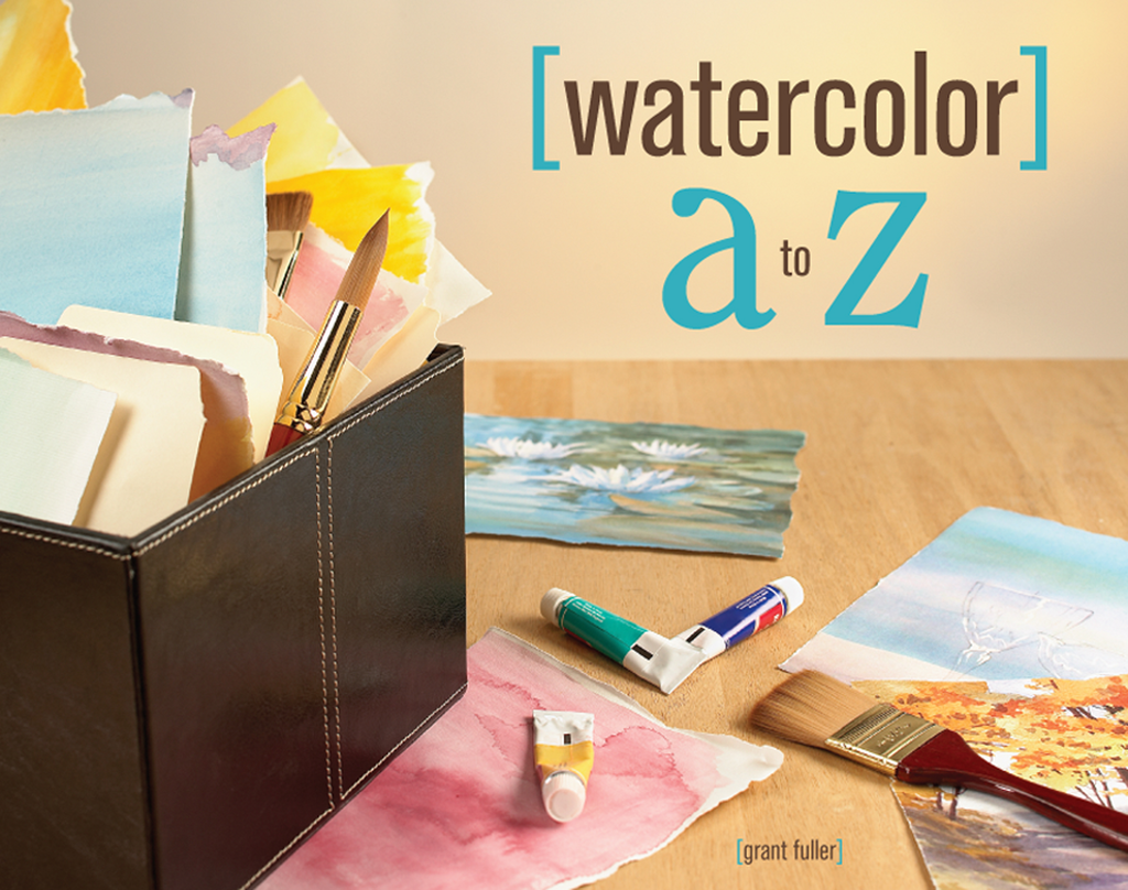 Watercolor A to Z