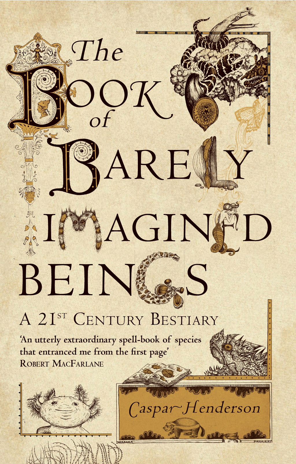 The Book of Barely Imagined Beings A 21st Century Bestiary