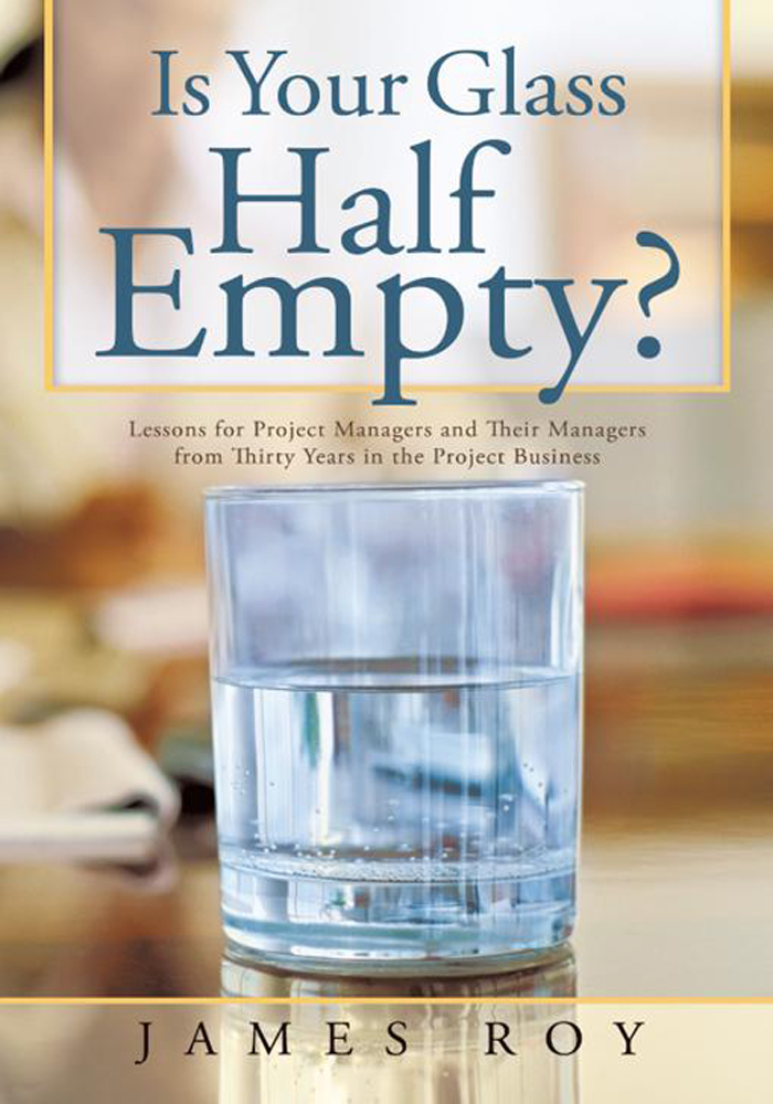 Is Your Glass Half Empty?