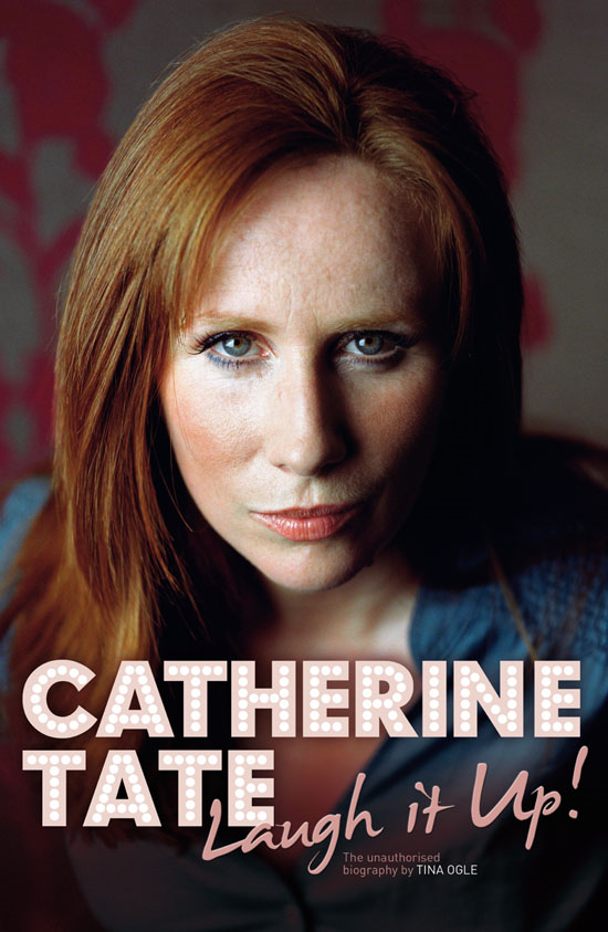 Catherine Tate By: Tina Ogle