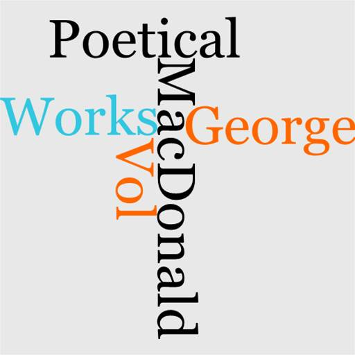 Poetical Works Of George MacDonald, Vol. 2