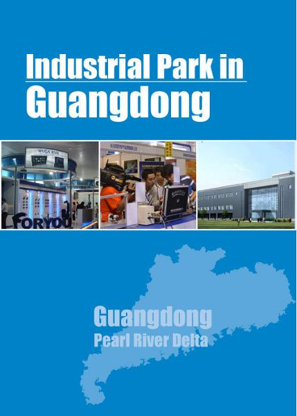 Industrial Parks in Guangdong By: China Knowledge