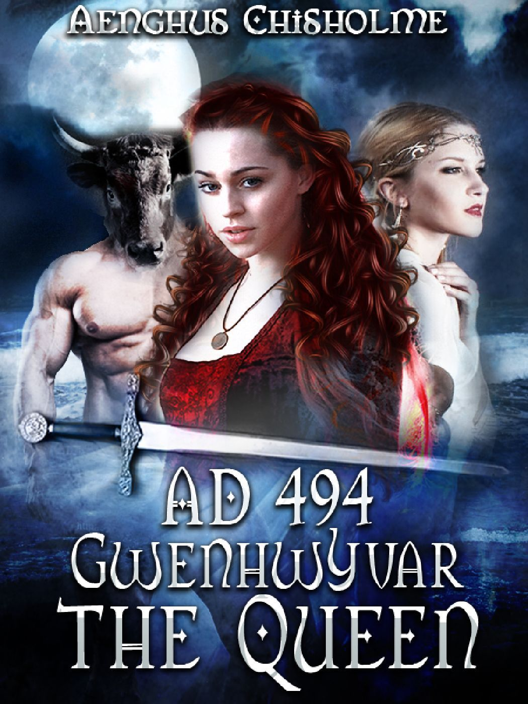AD 494: Gwenhwyvar the Queen