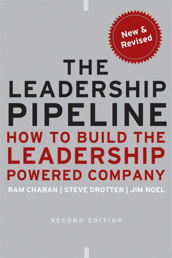 The Leadership Pipeline By: James Noel,Ram Charan,Stephen Drotter
