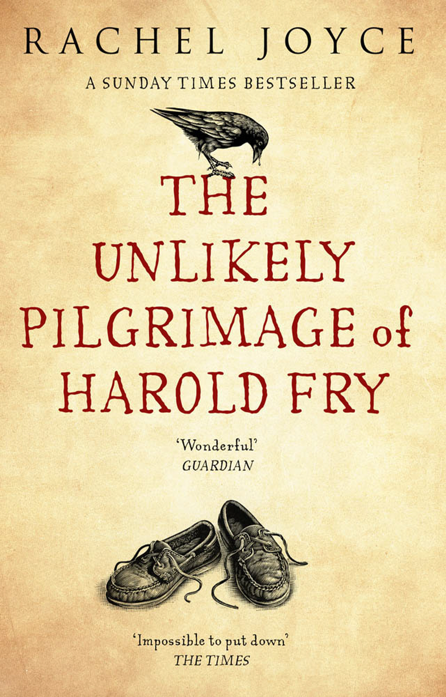 Picture of The Unlikely Pilgrimage Of Harold Fry