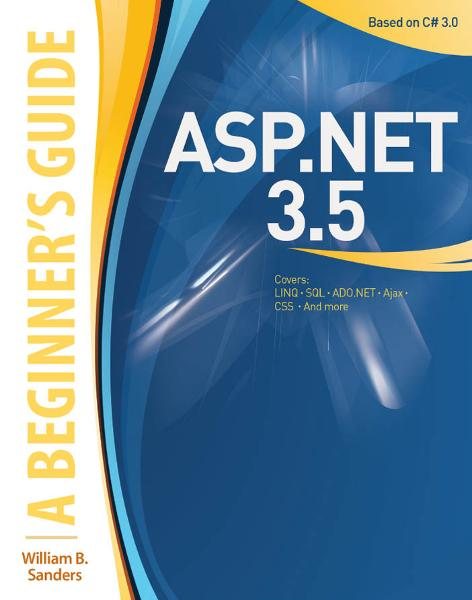 ASP.NET 3.5: A Beginner's Guide