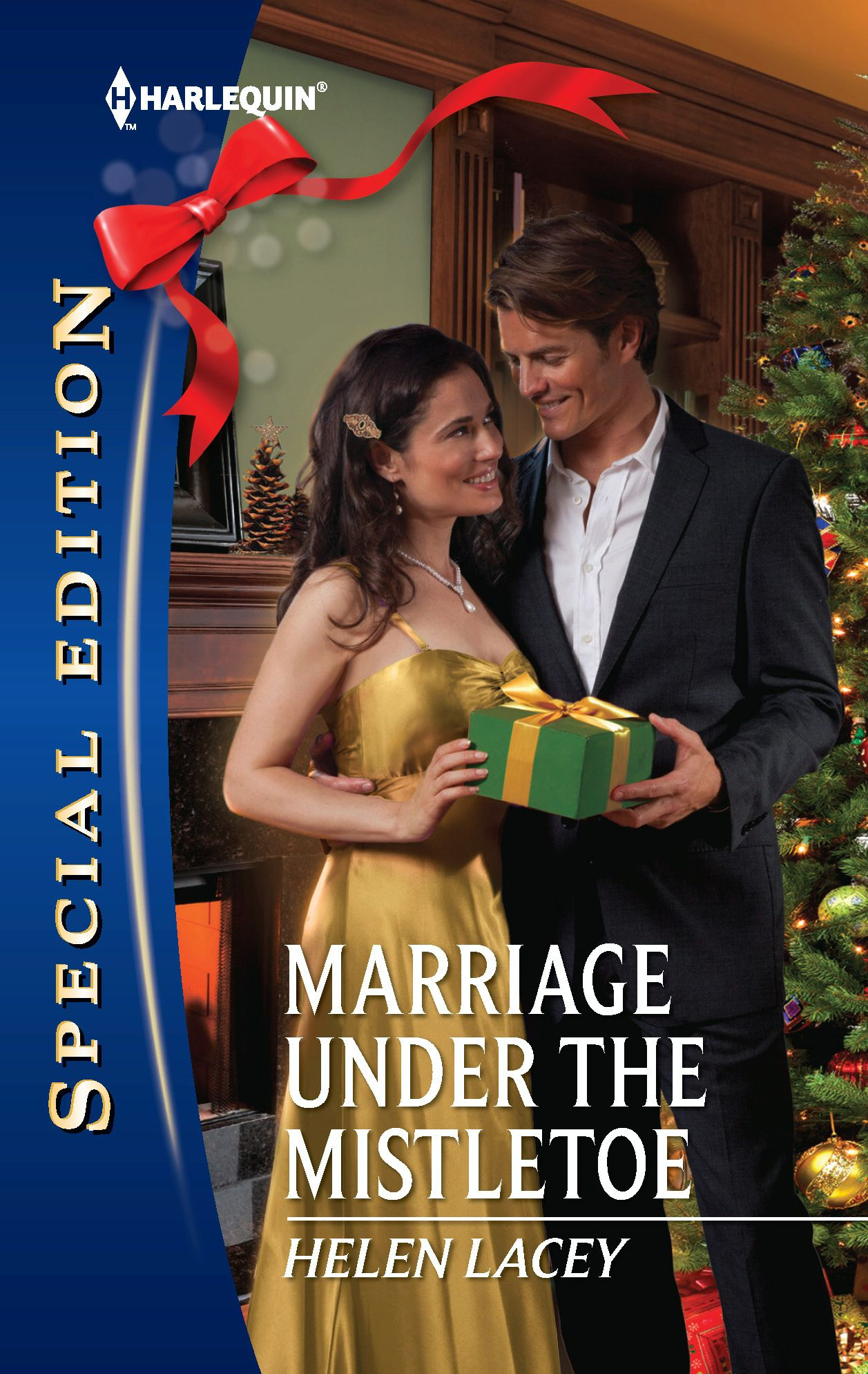 Marriage Under the Mistletoe By: Helen Lacey