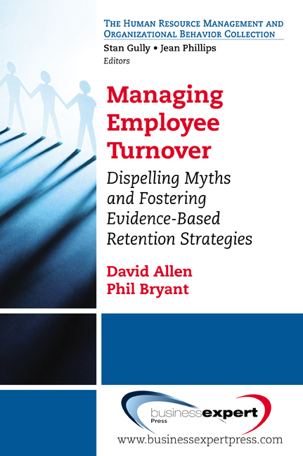 managing the impact of employee turnover