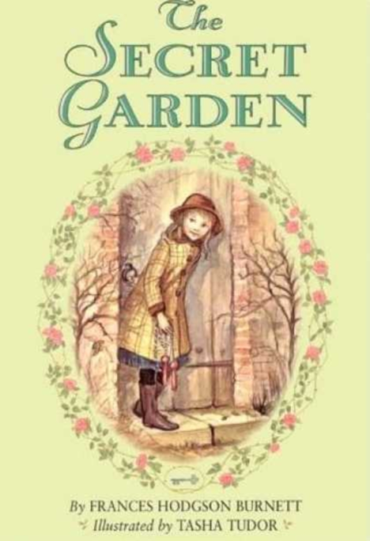 The Secret Garden By: Frances Hodgson Burnett