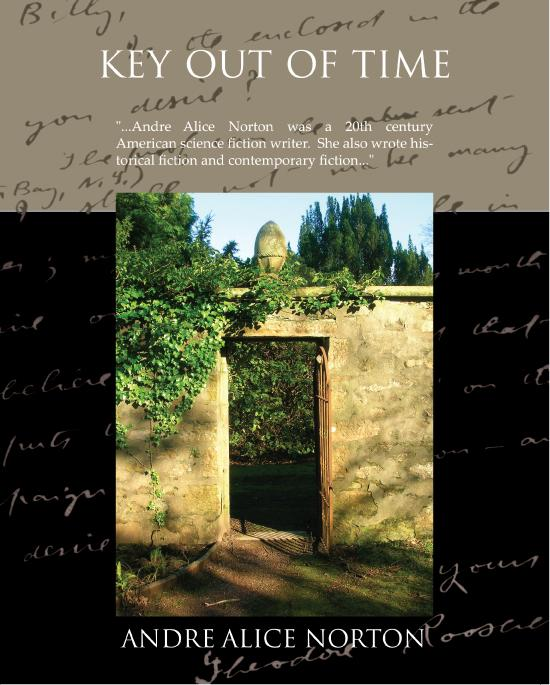 Cover Image: Key Out of Time (ebook)