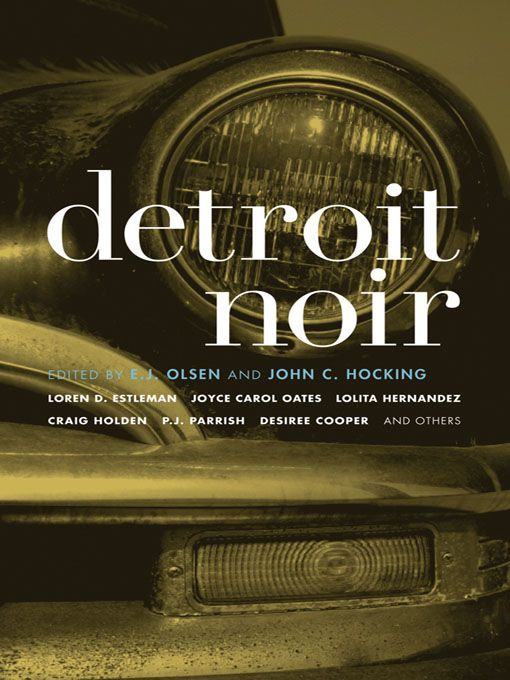 download detroit noir book