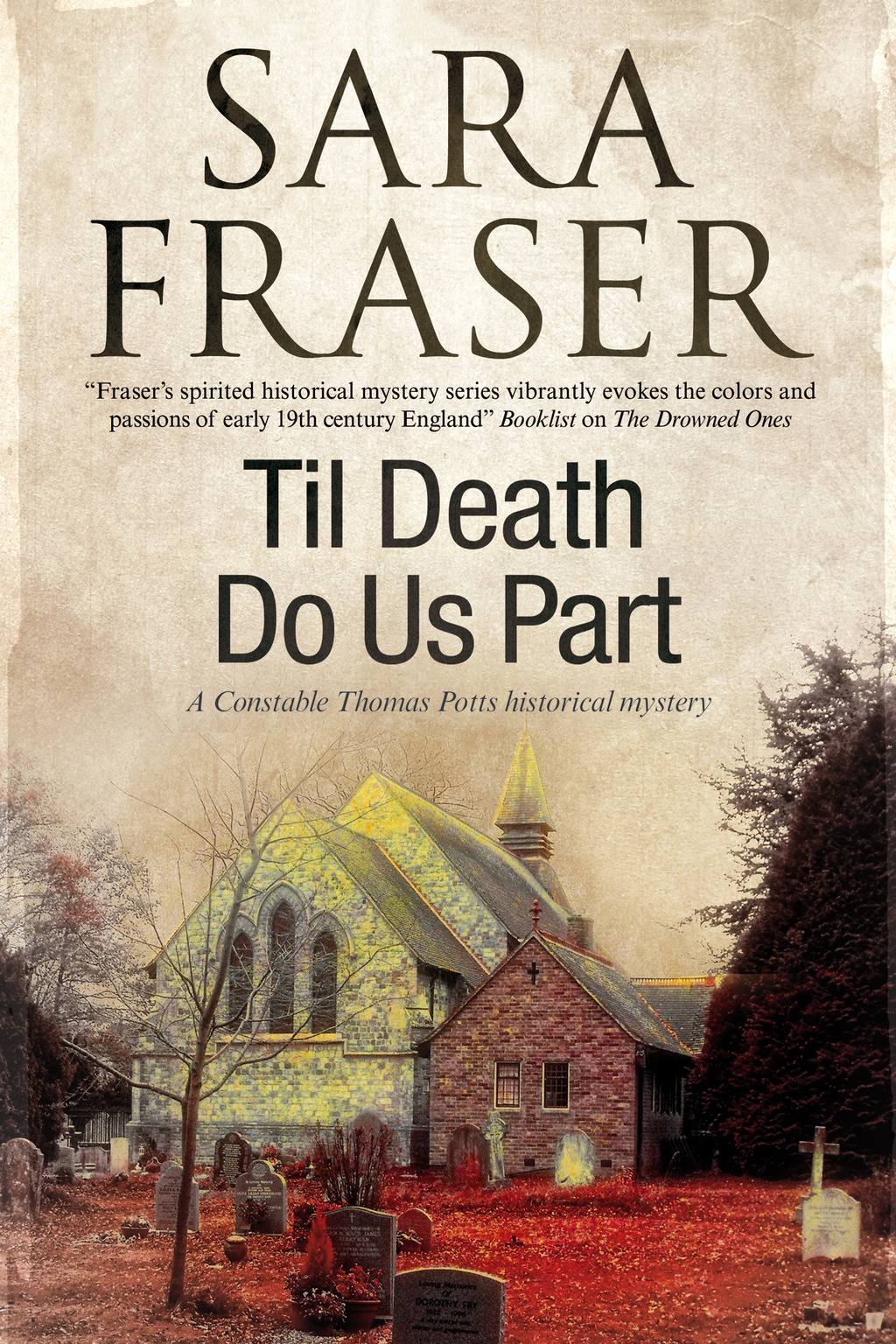Til Death Do Us Part By: Sara Fraser