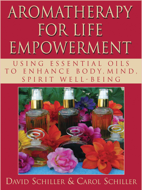 Aromatherapy Therapy for Life Empowerment