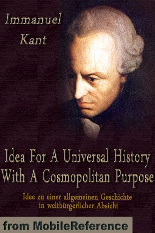 kant essay cosmopolitanism