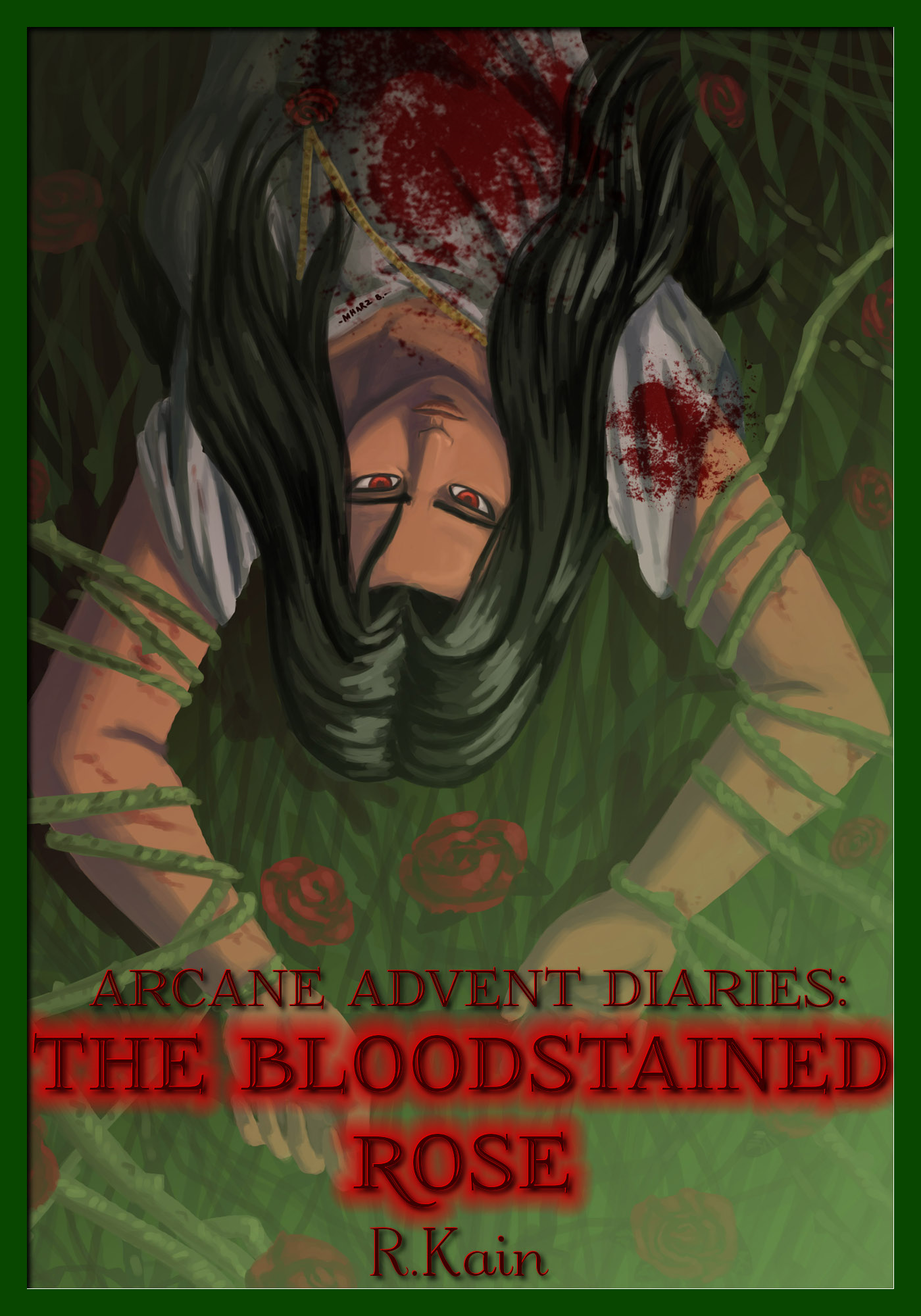 The Bloodstained Rose