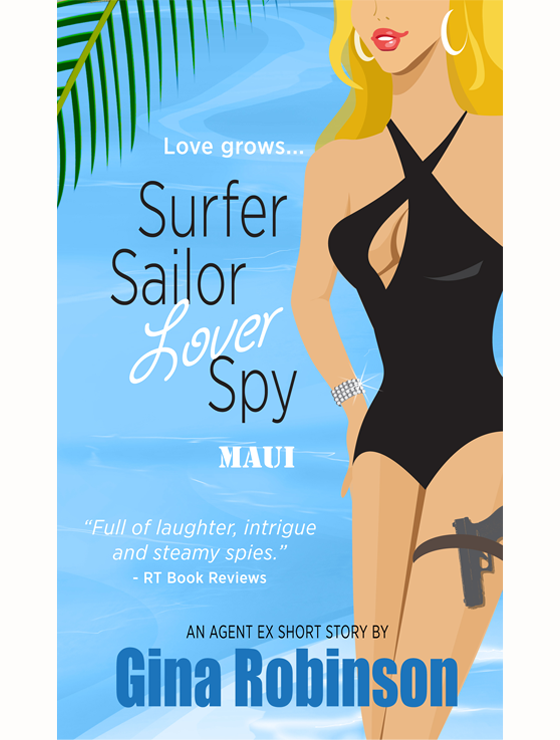 Surfer Sailor Lover Spy--Maui